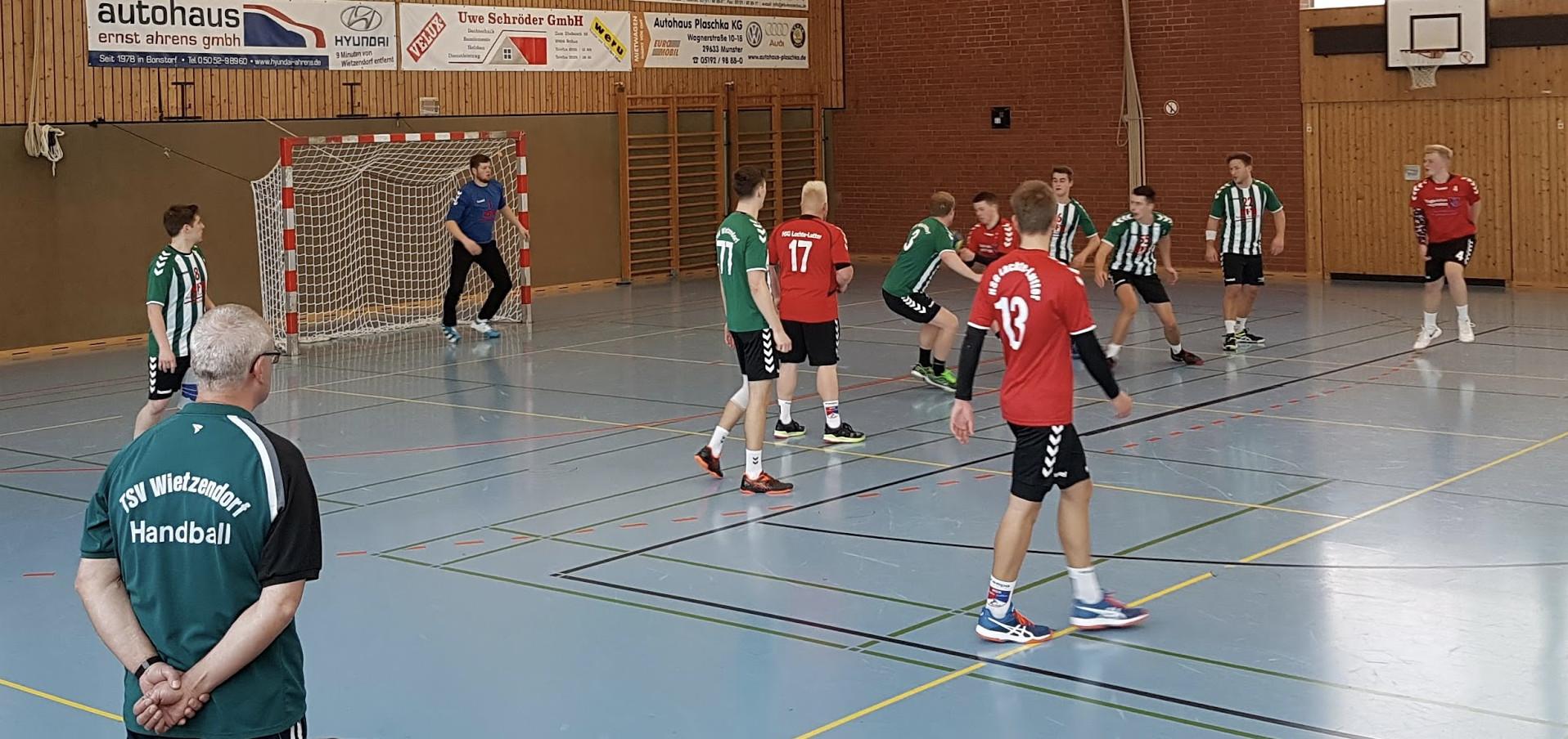 Wietzendorf Handball